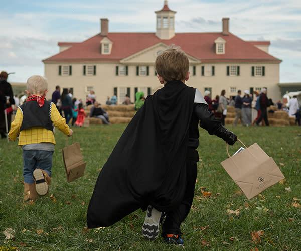 Halloween - Mount Vernon