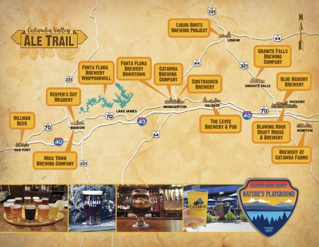 Catawba Valley Ale Trail