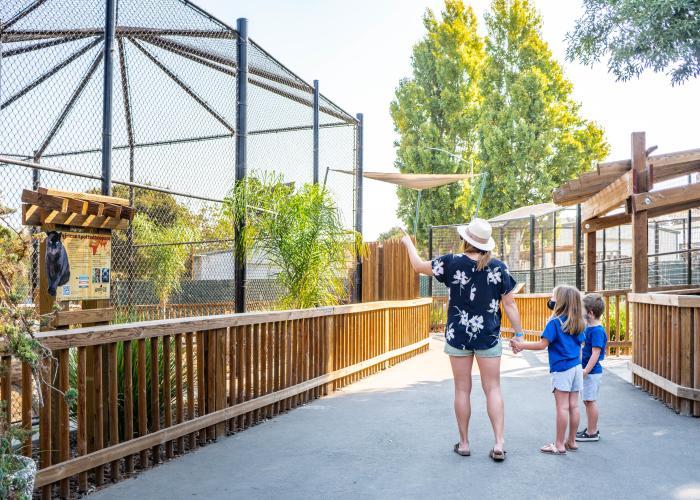 Salinas Valley Monterey Zoo