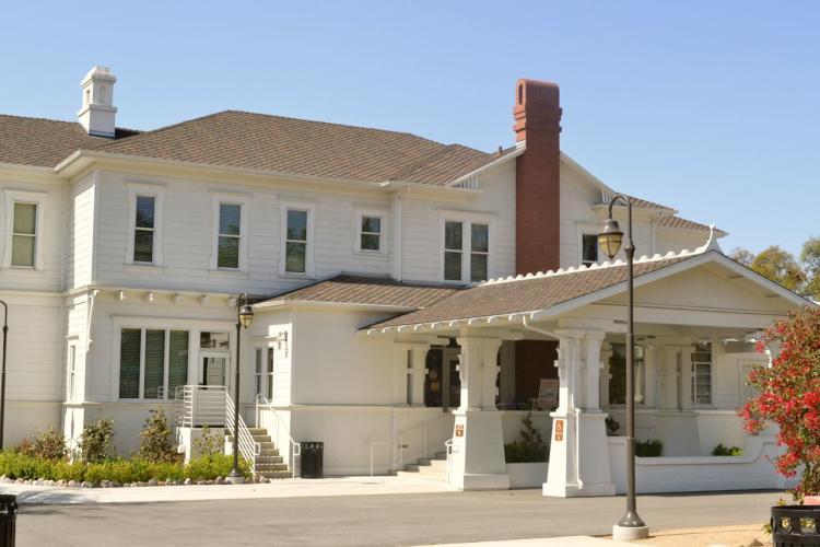 Irvine Historic Park