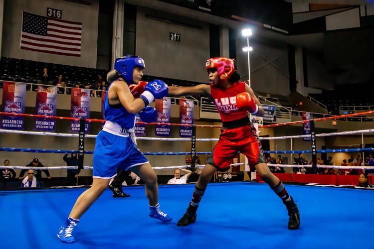 USA Boxing National Championships in Lake Charles, LA