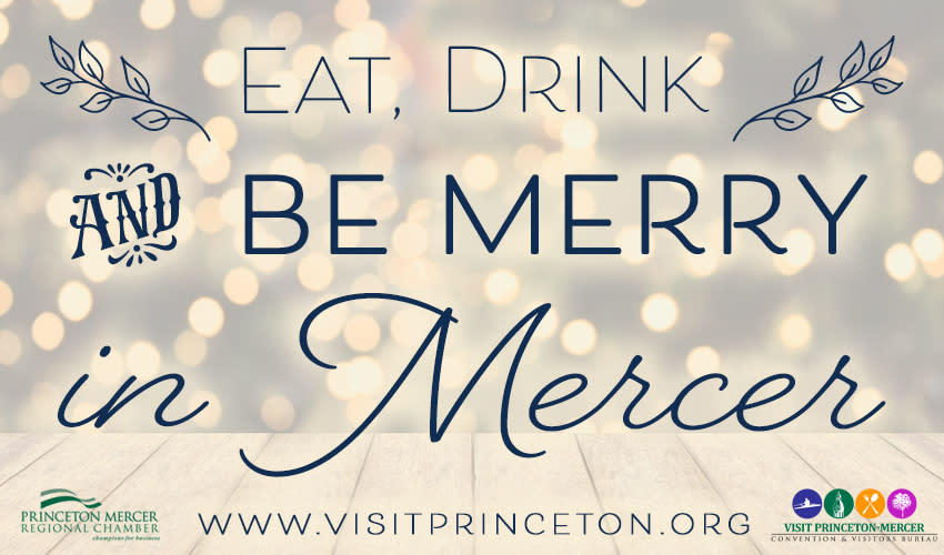 Eat drink and be merry in mercer