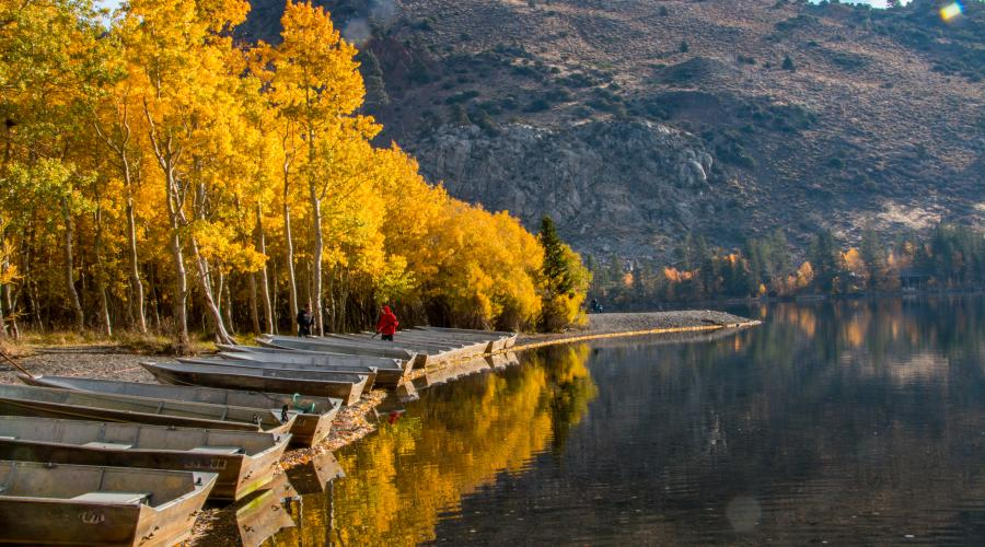 Silver Lake Boats