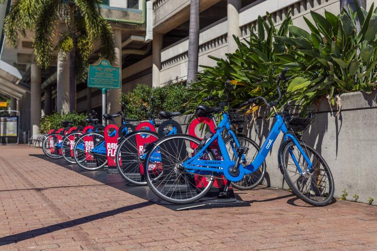 Coast Bike Share Tampa