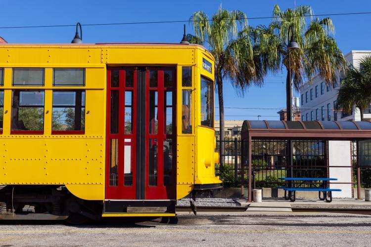 Ybor City TECO Streetcar