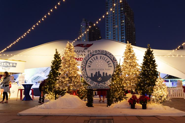 Winter Village Tampa