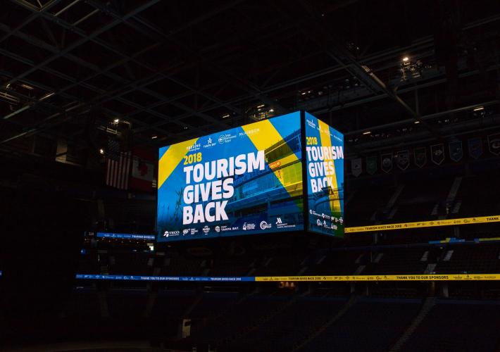 Tourism Gives Back 2018