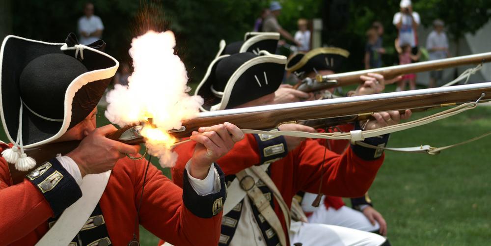 Old Fort Revolutionary War