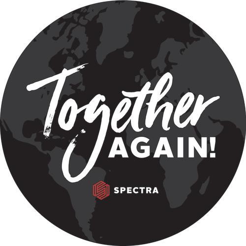 Together again globe