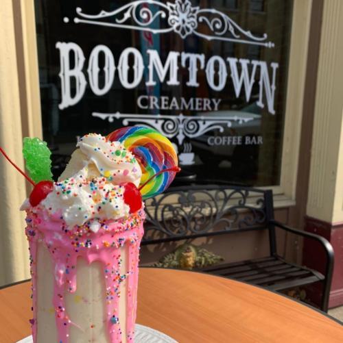 Boomtown Creamery