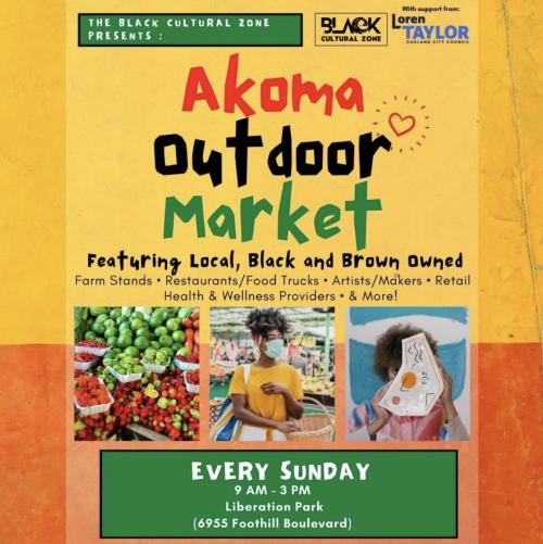 Akoma Market