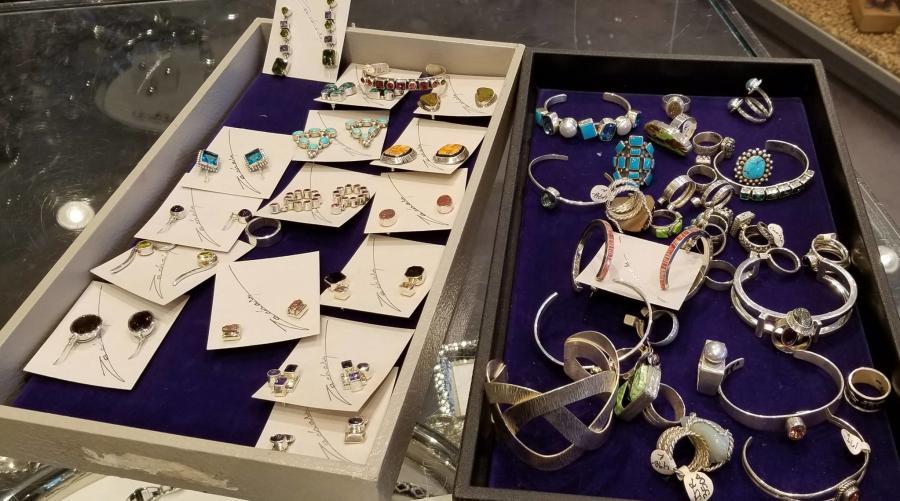 Gertrude Zachary Jewelry