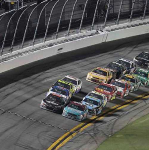 Daytona International Speedway Coke Zero Sugar 400 race