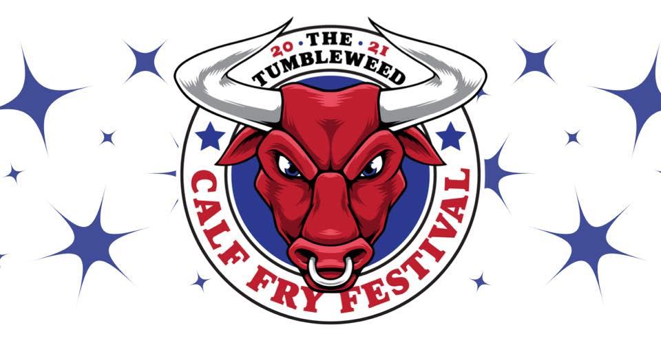 Calf Fry 2021 Logo