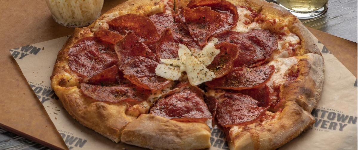 Bricktown Brewery Pizza