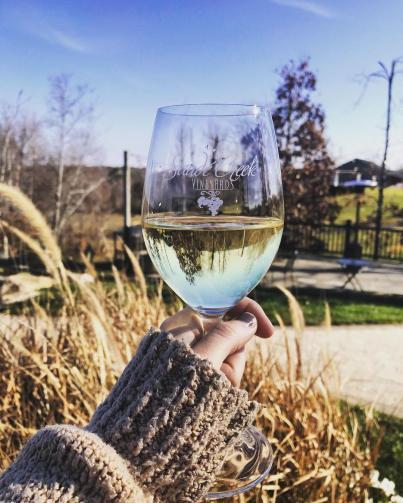 Saude Creek Winery Instagram
