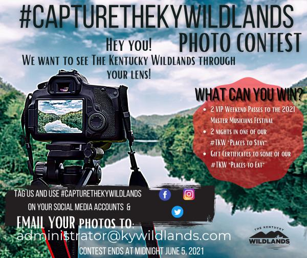 #CaptureTheKyWildlands Photo Contest