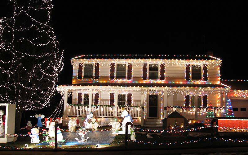 Kettering Christmas Lights