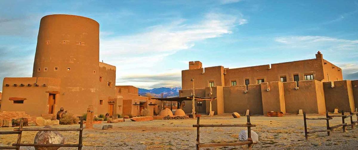 Poeh Center in Pojoaque Pueblo