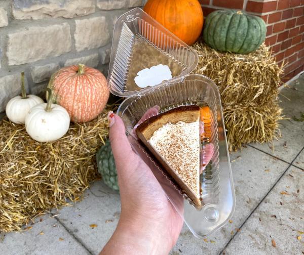 TCG Pumpkin Cheesecake