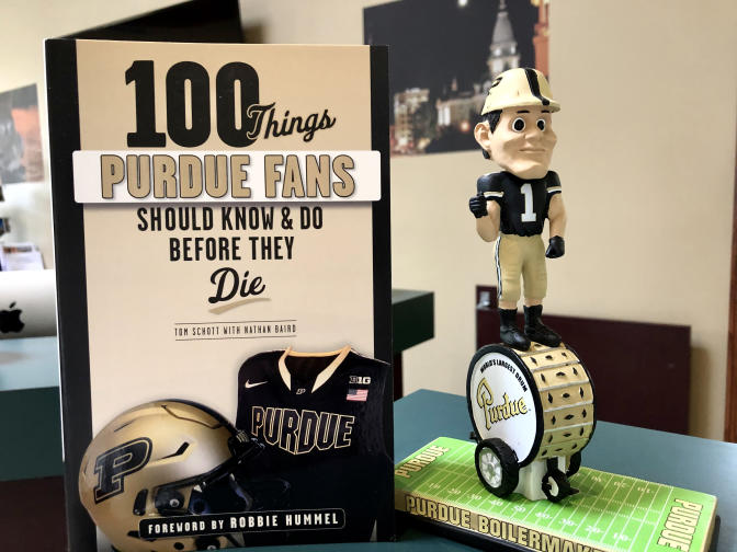 100 things purdue fans should know before they die
