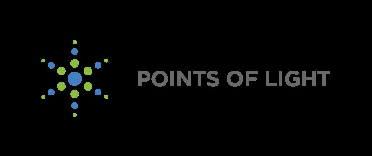Points of Light - Logo - Full Color