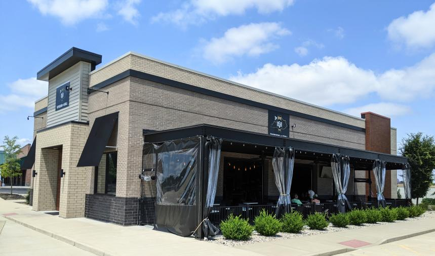 859 taproom exterior