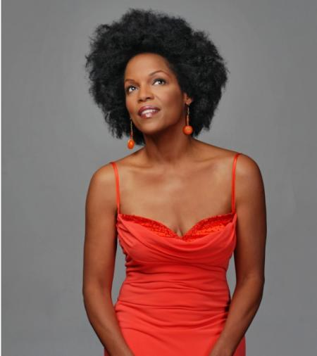 Singer Nnenna Frelon.