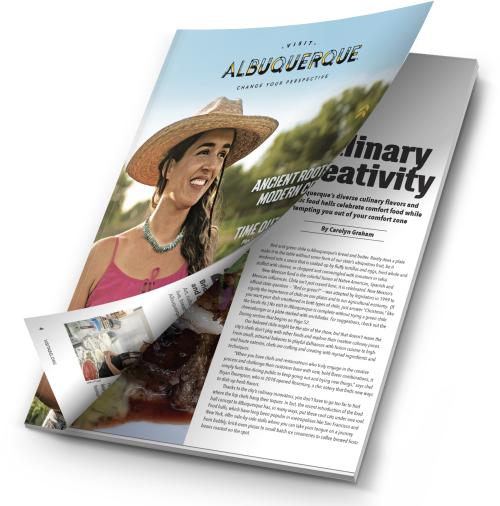 2021 Albuquerque Visitors Guide