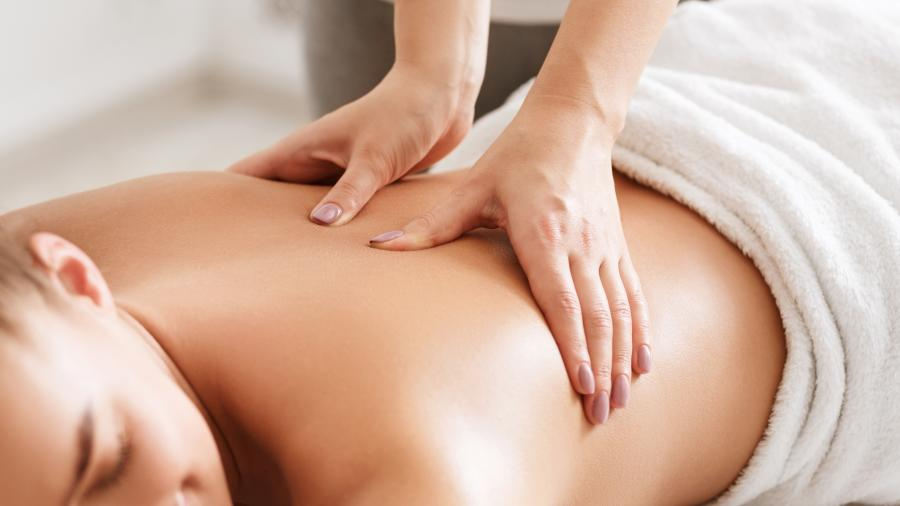 Massage Generic Back