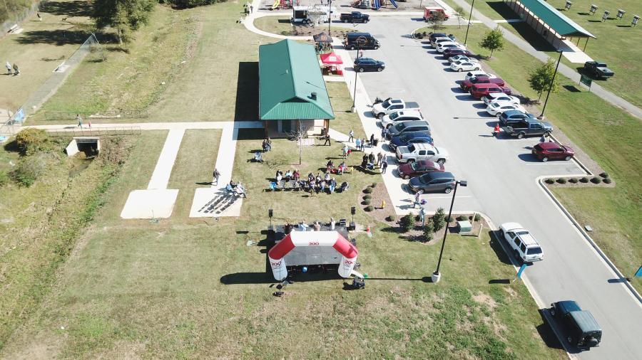 BBQ and Bluegrass Festival