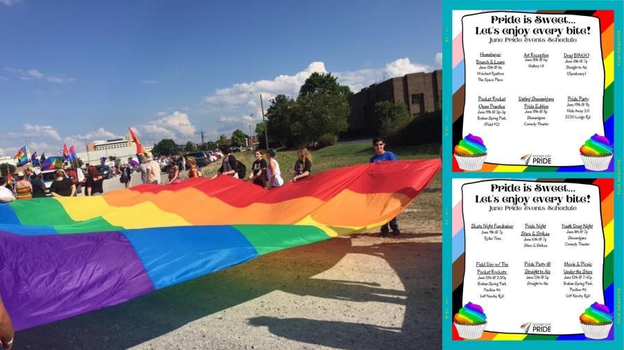 Pride Events Rocket City Pride