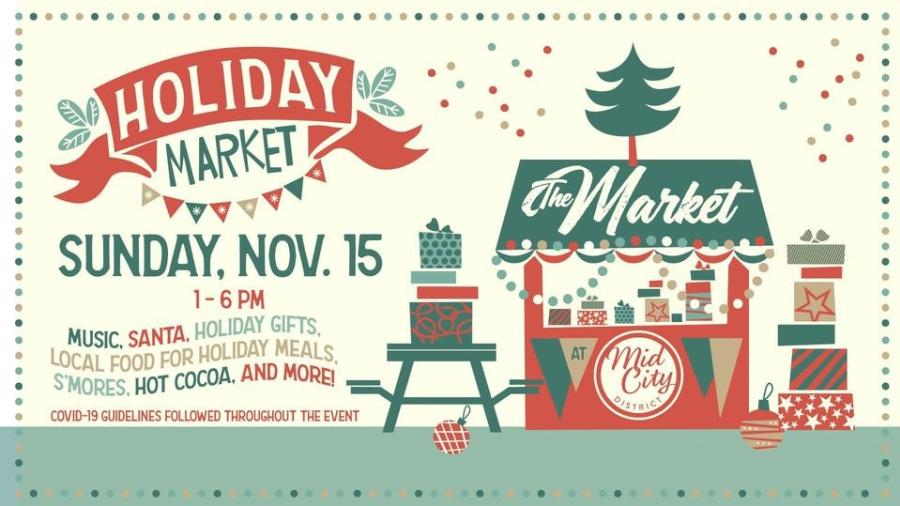 Mid City Holiday Market