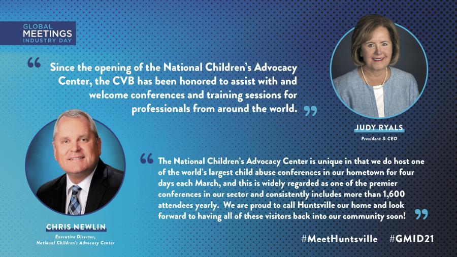 Chris Newlin NCAC CVB Partnership