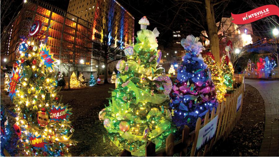 Holiday Zoom - Tinsel Trail