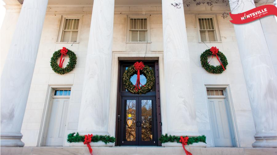 Holiday Zoom - Federal Bank building