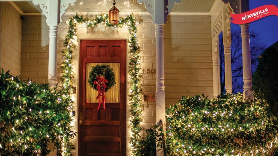 Holiday Zoom - Twickenham porch