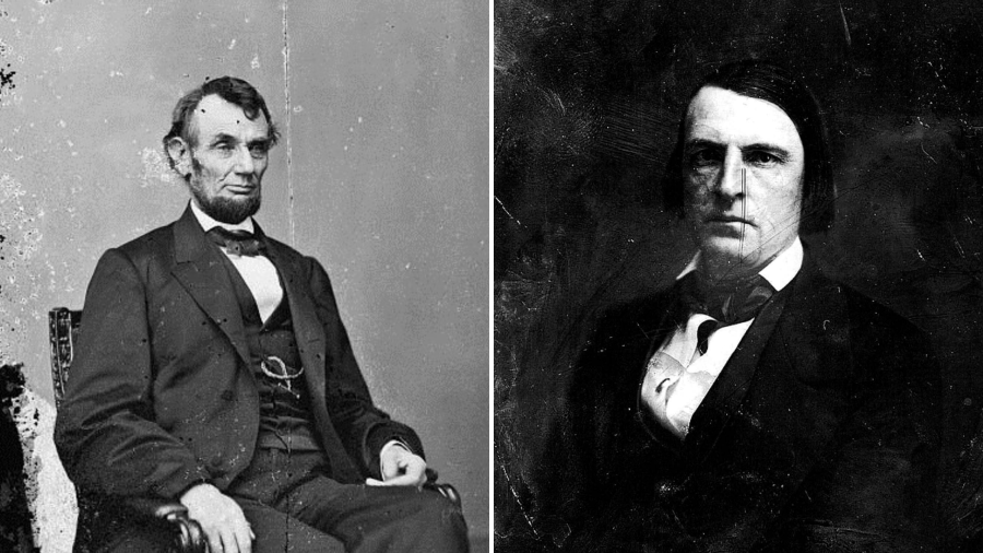 Lincoln and Clemens