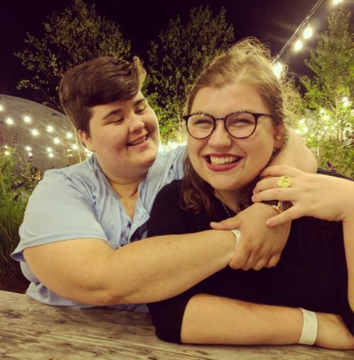 Virginia and Rebecca Creamery