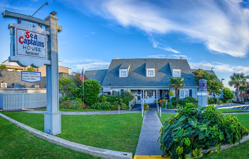 Sea Captain's House in Myrtle Beach, SC