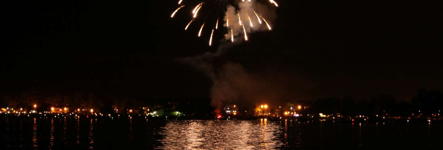 Fourth of July in the Finger Lakes | Where to See Fireworks