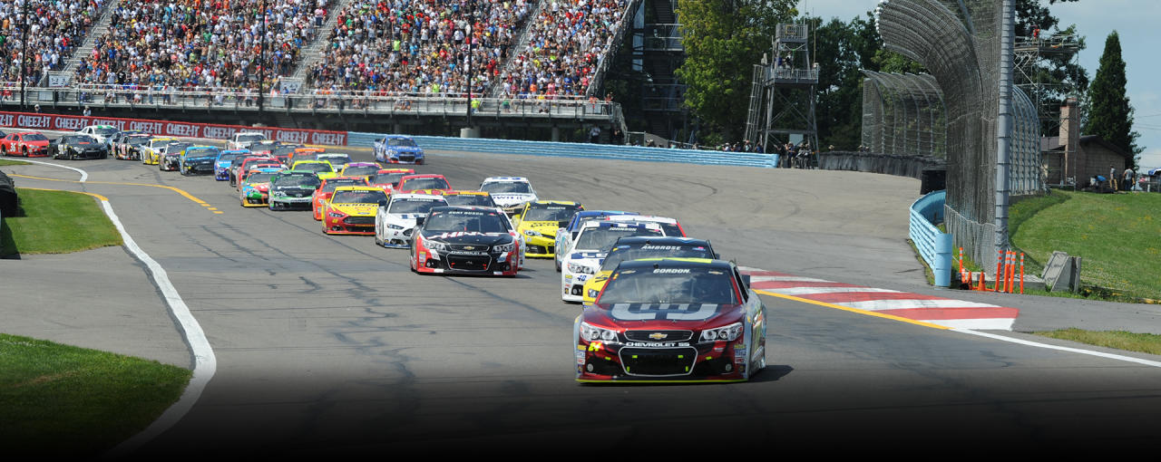 Watkins Glen International - Photo Courtesy of Watkins Glen