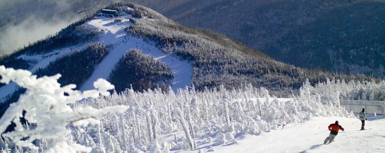 Lake Placid - Whiteface Mountain