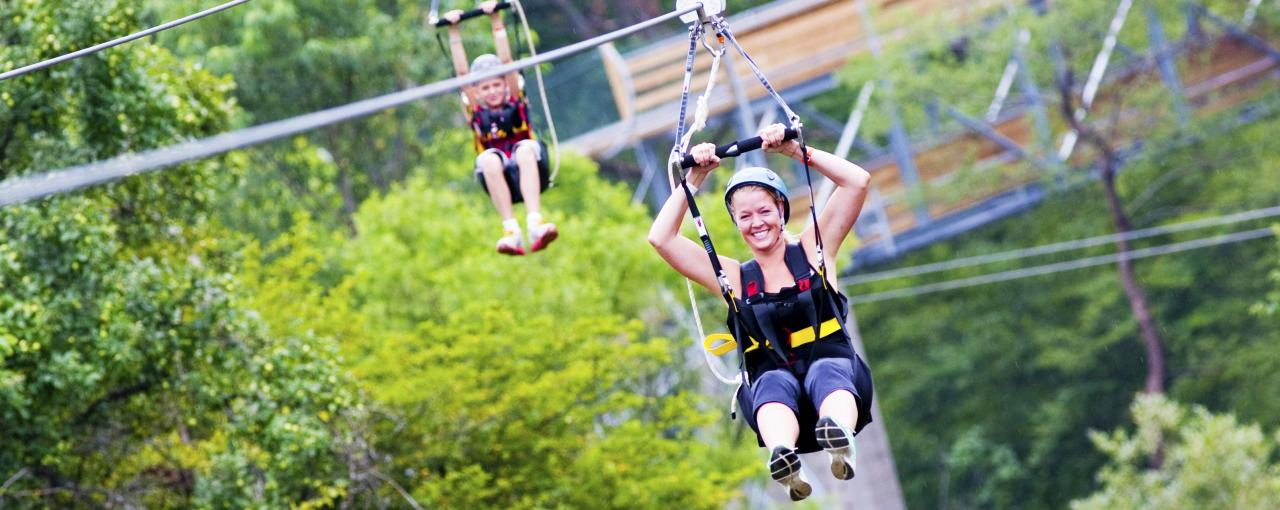 Greek Peak Mountain Resort Adventure Center