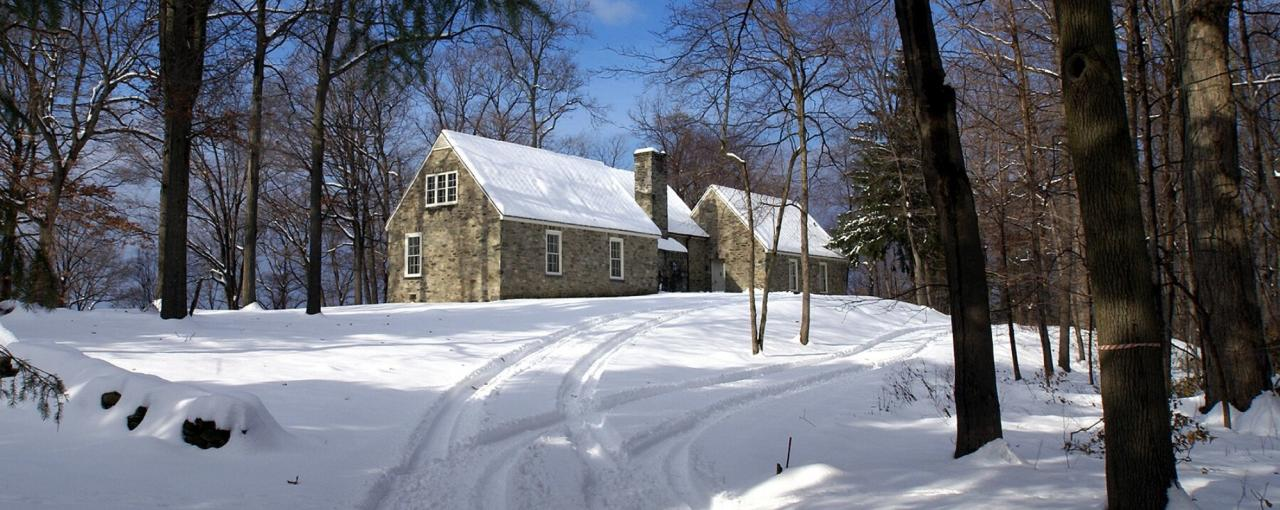 Top Cottage - Photo Courtesy of Dutchess County