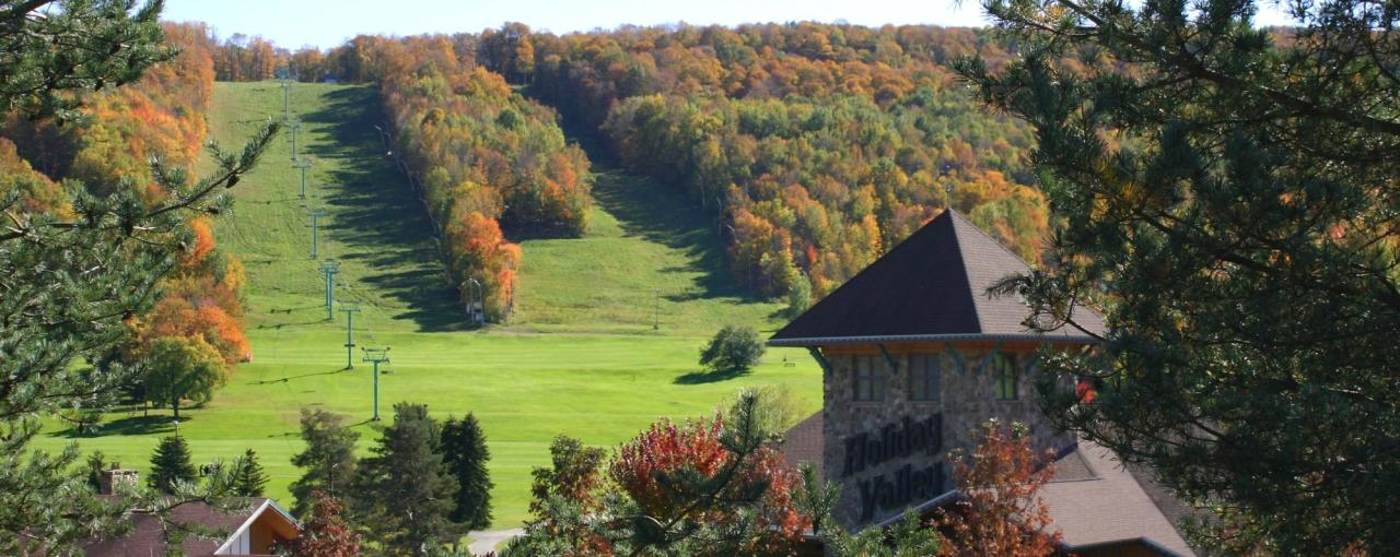 Holiday Valley Resort, Ellicottville - Fall