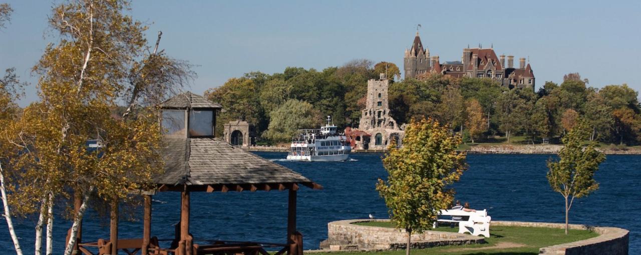 Boldt Castle Scenic Tour