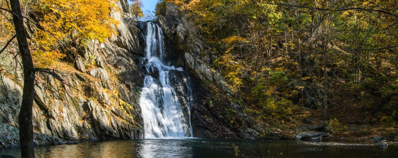 High Falls Conservation Area