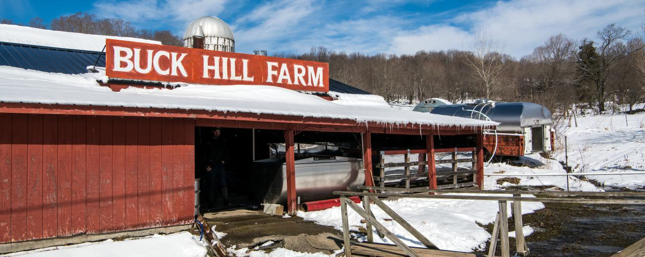 Buck Hill Farm, Jefferson