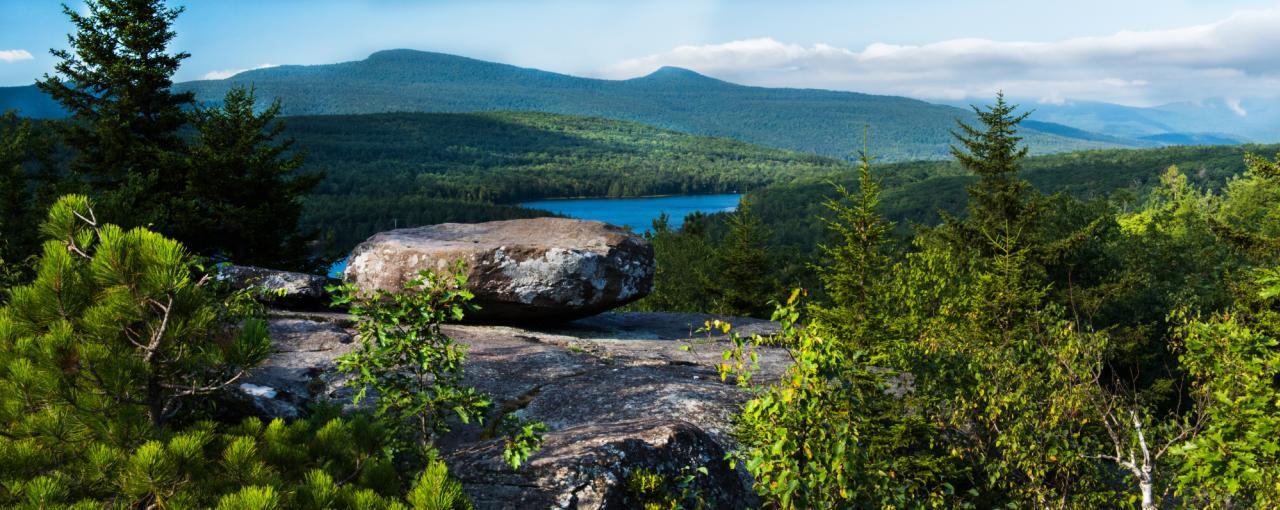 North-South Lake